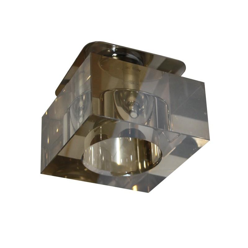 kristall spot crystal einbaustrahler einbauleuchten deckenleuchte rau. Black Bedroom Furniture Sets. Home Design Ideas