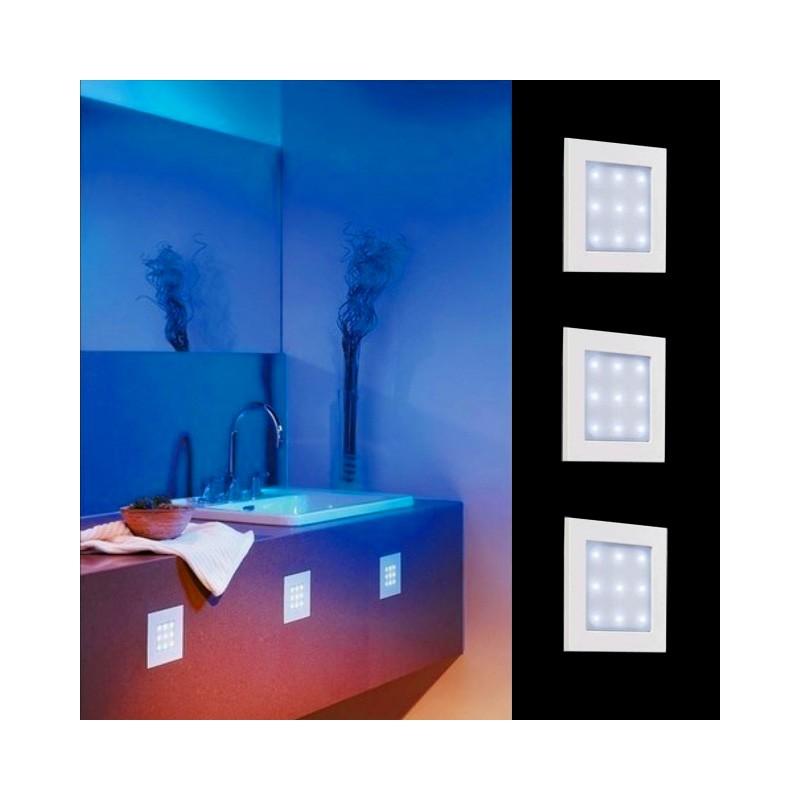 ... IP65 Massive By Philips 59923 31 10 Badezimmer LED Einbauleuchten 3er  Set TILO, IP65