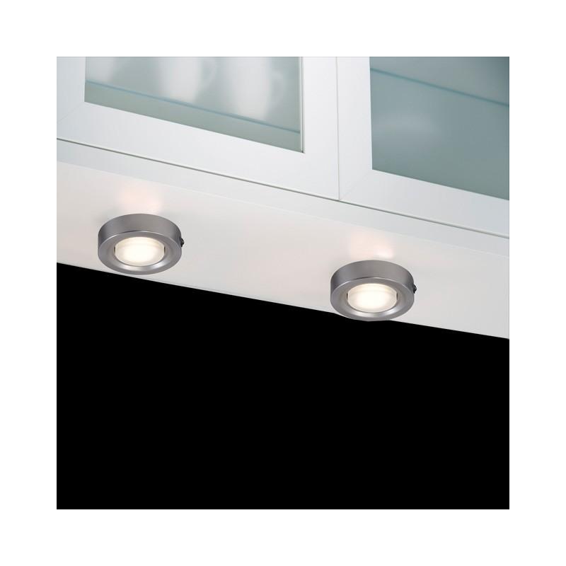 5er set design unterbau leuchte k chen schrank akzent lampe beleuchtung eglo 85507 smash. Black Bedroom Furniture Sets. Home Design Ideas