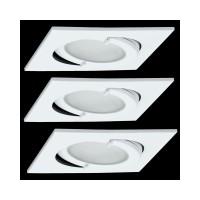 paulmann micro line m bel einbauleuchten strahler spots 3x20w g. Black Bedroom Furniture Sets. Home Design Ideas