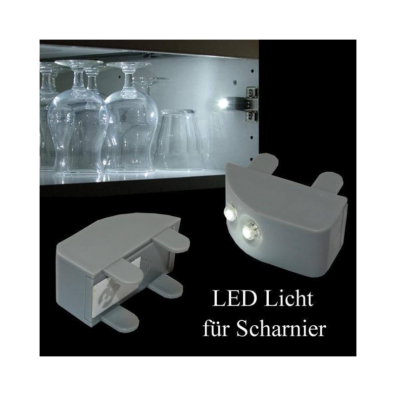 2 X Led Schranklicht Kleiderschranklicht Kuchenschrank Schrank L