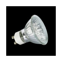 4102 Nice Price 1W LED Reflektor 230V  GU10 Warmweiß
