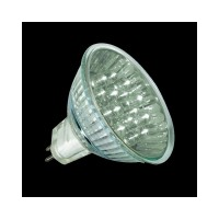4103 Nice Price 1W LED Reflektor  GU5.3 Warmweiß...