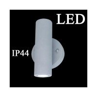 Paulmann 997.78 LED Wand Aussenleuchte IP44 Up Down Light...