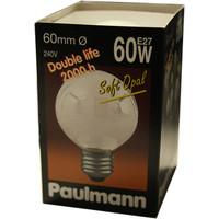 RARITÄT Paulmann Glühbirne E27 60W...