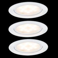Paulmann Möbeleinbauleuchten-Set Micro Line LED,...