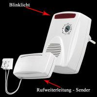 CDB-6500BC Türklingel Funk Klingel Kabelloser...