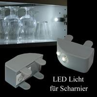 2 x LED Schranklicht Kleiderschranklicht...