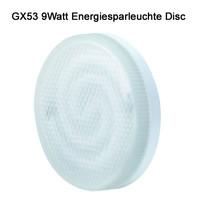 Paulmann 883.23 Energie Sparlampe GX53 9W DISC...