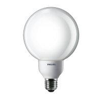 PHILIPS Glühbirne Globe G96 14W E27 Energiespar...