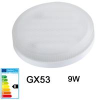 Downlighter 9W Energiesparlampe GX53 Sparlampe Disc...