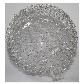 WOFI 6345 Ersatzglas Lampenglas Drahtkugel Draht Glaskugel G4 ARC / ASTRO
