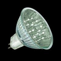 4103 Nice Price 1W LED Reflektor  GU5.3 Warmweiß...