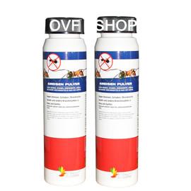 2 x150g Ameisen Pulver Ameisenmittel Anti Schaben Stop Asseln Gift