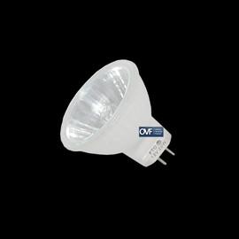 Paulmann 35mm Halogen Reflektor 20W 12V MR11 GU4 Satin 838.21