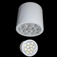 FOCO MAC 12W LED Aufbauleuchte Unterbauleuchte 1100 Lumen...