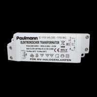Halogen flach Trafo S 110 VA 110W  elektronischer...