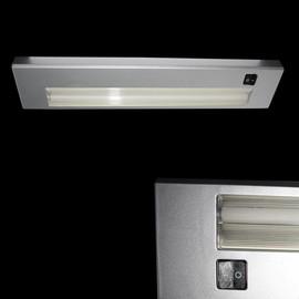 Unterbauleuchte flach 974008-102 Unterbaulampe Küchenschrank 430 Lumen 8W mit Schalter