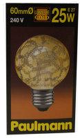 Paulmann 149.20 Glühlampe Glühbirne Mini Globe...