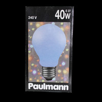 Paulmann 400.51 Glühbirne E27 40W Glühlampe...