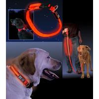 NITE IZE LED Licht Halsband Sicherheitshalsband...