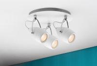 Paulmann DROP IP44 Badeimmer LED Lampe Deckenstrahler...