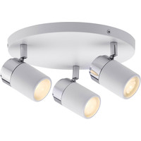 Paulmann ZYLI IP44 Badeimmer LED Lampe Deckenstrahler...