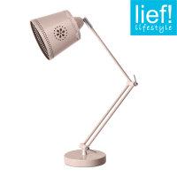 LIEF! Schreibtischlampe Büro Tischlampe Jungen...