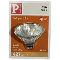 Paulmann 832.10 AKZENT 35W Halogen Reflektor Birne GU5.3...