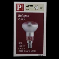 Paulmann 200.14 Halogen Glühbirne Reflektor R50 42W...