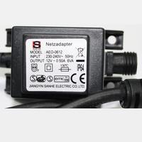LED Trafo wasserdicht IP64 Netzteil AEO-0612 Boden...