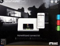 SmartHome HomeWizard 10.900.49 Connect Kit Starterset...