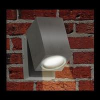 B-WARE hochwertige, bewegliche Alu LED 5W Wandlampe 230V...