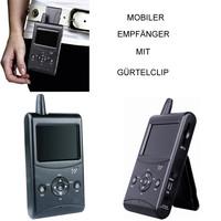 drahtloses Echtzeit Funk Kamerasystem CS82 Mikrofon...
