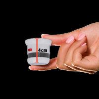 ELRO 2001-023 mini Rauchmelder Cavius kleiner...