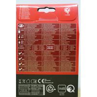 6 Stück SMARTWARES RM218 10 J. Rauchmelder Feuermelder Rauchwarnmelder 85dB 40m²