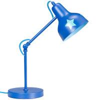 LED Metall Schreibtischleuchte Retro Sterne Tischlampe...