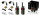 10km PMR Funkgerät 2er Walkie TalkieTwintalker 9500 Airsoft Edition RC-6406