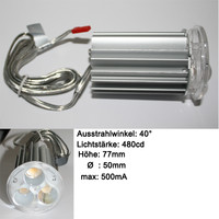 ERSATZ 5W  max 500mA  LED Leuchtmittel Paulmann 926.07