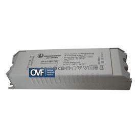 dimmbarer 18W LED Driver 700mA 12-24VdcTrafo konstant Netzteil Transformator