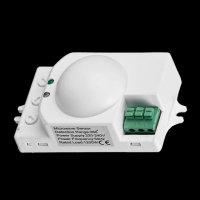 Microwave Mikrowellen Sensor 360° Bewegungsmelder 1200W
