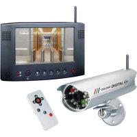 ELRO CS93D Funk Video Überwachungskamera IR...