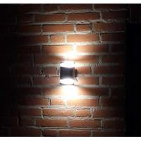 Aussenlampe Haus Wandlampe up down EDELSTAHL...