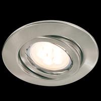 XL große 3,5W LED Einbaulampen 110mm Eisen...