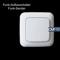 HE842 Home Easy Funk Wandschalter Aufbau Lichtschalter...