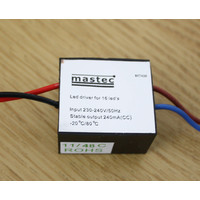 mini LED Trafo driver für 16 led`s mastec 807426 Stable...
