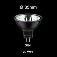 Paulmann 822.24 mini Halogen Reflektor Birne AKZENT 20W...