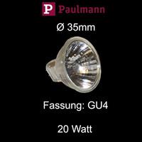 Paulmann 822.20 kleine mini Halogen Reflektor Birne...