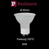 Paulmann 836.10 Halogen 230V Hochvolt Reflektor 50W GZ10...