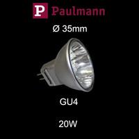 Paulmann 20W Akzent Ø 35mm kleiner Halogen...